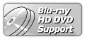 Blu-ray and HD DVD Support