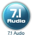 7.1 Channel Audio