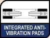 Integrated Anti-Vibration