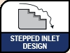 Stepped Inlet Design