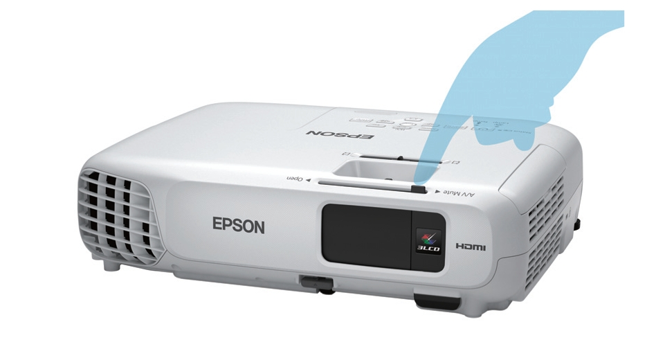 Epson eb w28 business lcd projector 1280x800 3000 for Epson document projector