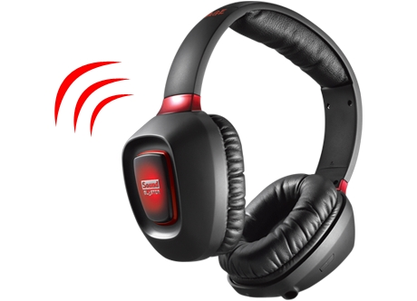 Earbud headset gaming - Creative Sound Blaster Tactic3D Rage USB V2.0 - headset Overview