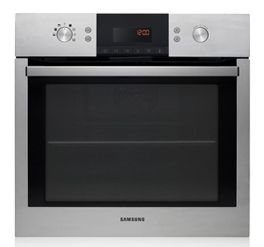 samsung bq1q4t102 electric oven 65l twin convection oven techbuy australia. Black Bedroom Furniture Sets. Home Design Ideas