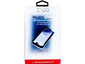 sale retailer 522b0 9a377 Zagg InvisibleShield - To Suit Samsung Galaxy S7 - Glass (GS7GLS-F00 ...