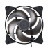 CoolerMaster MasterFan Pro 140 Air Pressure Case Fan 140mm, Non-LED, 4-Pin PWM