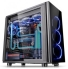 "ThermalTake View 31 Tempered Glass Mid-Tower Case - NO PSU, Black 2.5""/3.5"" HDD(3), USB3.0(2), USB2.0(2), HD-Audio, 140mm Fan(2), Tempered Glass Side-Window, ATX"