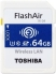 Toshiba 64GB FlashAir W-04 SDXC Memory Card - UHS-I/U3/C10 90MB/s Read, 70MB/s Write