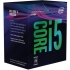 Intel Core i5-8400 6-Core Processor - (2.80GHz, 4.00GHz Turbo) - LGA1151 9MB Cache, 6-Core/6-Threads, 14nm, 65W