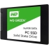 "Western Digital 240GB 2.5"" Solid State Drive - SATA-III, 3D-NAND - WD Green 545MB/s Read, 545MB/s Write"