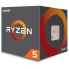 AMD Ryzen 5 2600 6-Core Processor w. Wraith Stealth Cooler - (3.4GHz, 3.9GHz Boost) - AM4 16MB Cache, 6-Cores/12-Threads, 12nm, 65W