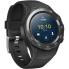 "Huawei Watch 2 Sport Smartwatch - 4GB, Carbon Black Qualcomm Snapdragon 2100, 1.2"" AMOLED Display, 4GB-Flash, Wifi, BT, NFC, IP68, 420mh Battery, Android Wear 2.0"