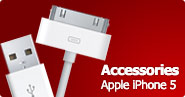Accessories for the iPhone 5