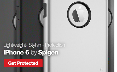 Tough protective cases for iPhone 6
